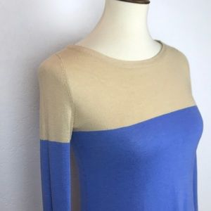 Lilly Pulitzer | Color Blocked Sweater Top